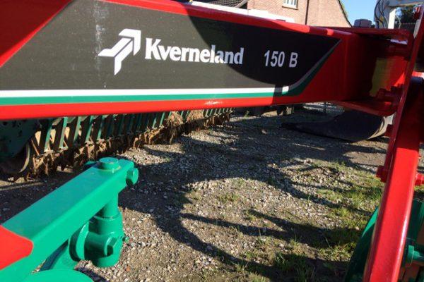 Kverneland wentelploeg 150B